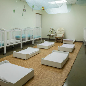 Infant Sleeping Room