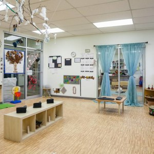Infant Room Play Space